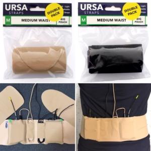 URSA Waist Strap Double Pouch Montage 1