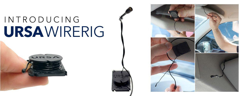 URSA WireRig - Lav Mic Gooseneck