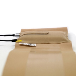 URSA Pouch Protectors Beige Close Up