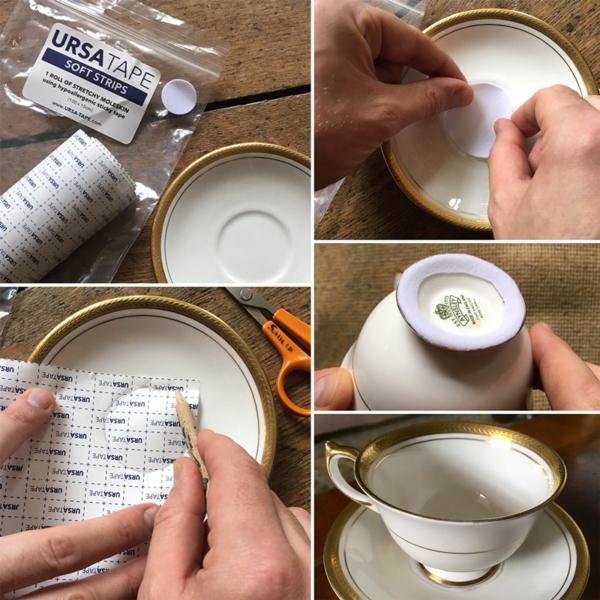 URSA Tape Use Cups Montage