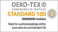 Oeko-Tex Hypoallergenic Certification