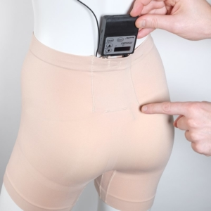 URSA Shorties Beige Zax Rear Pocket