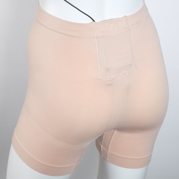 URSA Shorties Beige Zax Rear Upside Down