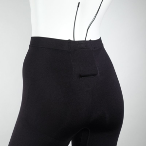 URSA Shorties Black Rear Pocket