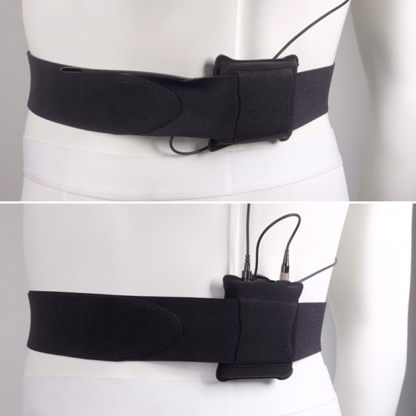 URSA Belts Montage 5 Black With Pouches