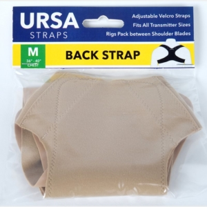 URSA Back Straps Beige Pack Medium