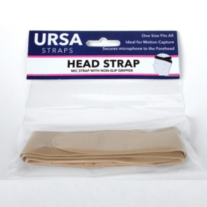 URSA Head Straps Package Front Beige