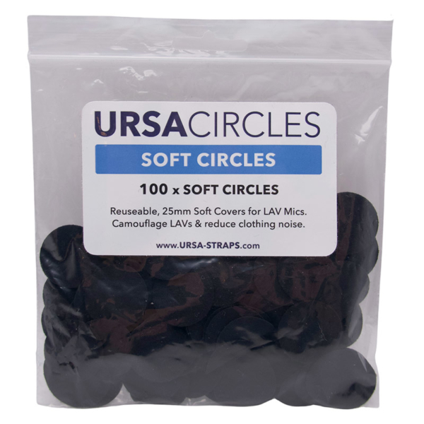 URSA Soft Circles black package of 100